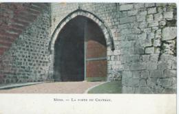 Bergen - Mons - La Porte Du Château - 1907 - Mons