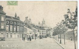 Bergen - Mons -Rue André Masquelier - 1907 - Mons