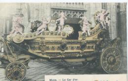 Bergen - Mons - Le  Car D'or - L.L. Brux - 17 - 1905 - Mons