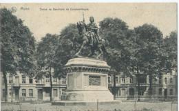 Bergen - Mons - Statue De Baudouin De Constantinople - Nels Série Mons No 67 - 1909 - Mons