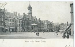 Bergen - Mons - La Grand'Place - Mons
