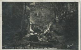Nonceveux S/Amblève - Vallon Du Ninglinspo - La Chaudières - 1934 - Aywaille
