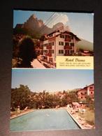 19882) BOLZANO SIUSI SEIS AM SCHLERN HOTEL DIANA NON VIAGGIATA - Bolzano