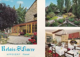 Relais St Fiacre - Appoigny ( Yonne ) - Restaurants