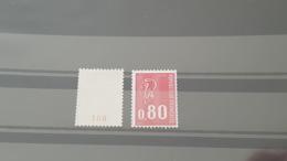 LOT 441128 TIMBRE DE FRANCE NEUF** LUXE NUMERO ROUGE N°1816C VALEUR 25 EUROS - France