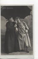 CPA.Spectacle.l'Abbé Constantin.Avec Coquelin Ainé Et Blanche Toutain.sous Un Parapluie - Théâtre