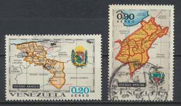 °°° VENEZUELA - Y&T N°995/1004 PA - 1970 °°° - Venezuela