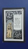 Doodsprentje :  Van De Gaer ( Piot ) - O.L.V. Thielt 1886 - Images Religieuses