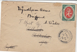 Germany Airmail Cover To UK,   (A-1500special(3)) - Deutschland