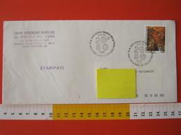 A.09 ITALIA ANNULLO - 1996 CASELLE TORINO 20 ANNI CROCE VERDE ITALIANA CRI C.R.I. SALUTE PRIMO SOCCORSO BORGARO STEMMA - Croce Rossa