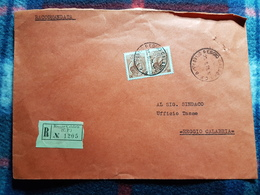 (18122) STORIA POSTALE ITALIA 1971 - 6. 1946-.. Repubblica