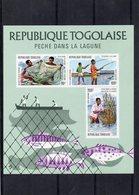 """Togo Bloc Non Dentelé  MNH** """"pêche Dans La Lagune"""" 02155 - Togo (1960-...)"""
