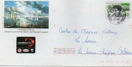 Prét à Poster - LES SABLES D' OLONNE - VENDEE GLOBE - Cachet Centre Départ N° 1 - Entiers Postaux