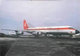 Aero Ecuador Convair 990-30A-8 N987AS - 1946-....: Era Moderna