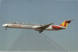 1Time McDonnell Douglas MD-83 ZS-SKB At Johannesburg Sudafrica - 1946-....: Era Moderna