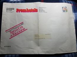(18129) STORIA POSTALE ITALIA 1985 - 6. 1946-.. Repubblica