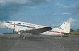 ADES Aerolineas Del Este Colombia MDC Douglas DC-3C C-47B HK-1149 At Villavicencio -La Vanguardia - 1946-....: Era Moderna