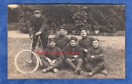 CPA Photo - SAINT JULIEN - Beau Portrait De Poilu Du 2e Régiment à Identifier - 1915 - Voir Vélo & Uniforme WW1 - Guerre 1914-18