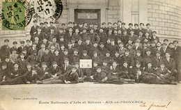 AIX  école Nationale D' Arts Et Métiers =   467 - Aix En Provence