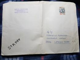 (18131) STORIA POSTALE ITALIA 1985 - 6. 1946-.. Repubblica
