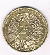 25 WESTVLAANDER  1980 BELGIE /1376/ - Belgique