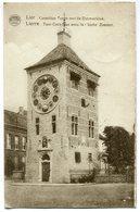CPA - Carte Postale - Belgique - Lier - Lierre - Tour Cornélius Avec La Cloche Zimmer - 1930 ( M7341) - Lier