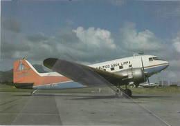 Clube Nautico Agua Limpa - Brasil DC-3/C-47A-DL PT-KVB DC3 - 1946-....: Era Moderna