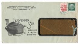 Austria, Vienna, Wien, 1938, Mixed With German Stamp, Damaged - BLAUS - BL-211 - Other