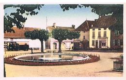 Santenay-les-Bains - Le Jet D'eau - France