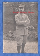 CPA Photo - Portrait D'un Poilu Du 25e Régiment - Voir Uniforme & Médaille Croix De Guerre - WW1 Soldat - Guerre 1914-18