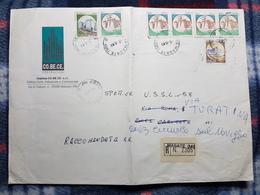 (18137) STORIA POSTALE ITALIA 1993 - 1991-00: Storia Postale