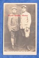 CPA Photo - à Situer - Portrait De Poilu Du 27e Régiment - Voir Uniforme - WW1 Soldat Garçon Boy Frère D'arme - Guerre 1914-18