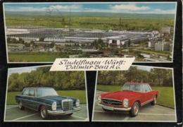 Mercedes W 108/109 S-Klasse,W 113 SL,Mercedes Werk Sindelfingen , Gelaufen - Voitures De Tourisme
