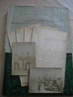 Dossier D'invention D'un Appareil De Détection Des Lueurs De Tir - 1916 - 1914-18