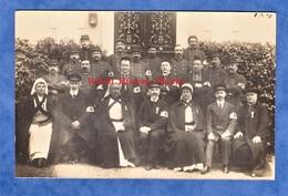 CPA Photo - LAVAL - Infirmerie De La Gare - 1914 1918 - Noms Au Verso - Medecin Medical Santé WW1 Poilu - Guerre 1914-18