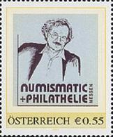 Numismatik+Philatelie - Leo Wiesner, Pers.BM, Bogennummer 8001254** - Österreich