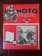 Moto Magazine N° 16 Courses Aux Etats-Unis - La Fourche Saroléa - Moto-cross De Chaudfontaine ... - Libri, Riviste, Fumetti