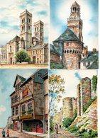 Lot 70 Cartes - Illustrateur BARDAY - DUMARAIS - Villes - Ed. M. Barré & J. Dayez - Postcards