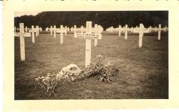 LUXEMBOURG  --  Tombe Du Général Patton 1945 ( Photo: Format 12X7.5 ) - Lieux
