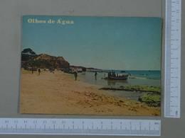PORTUGAL - OLHOS DE AGUA -  ALBUFEIRA -   2 SCANS  - (Nº27748) - Faro