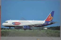 MyTravel Group Airbus A320-231 C-GTDM At Menorca My Travel - Thomas Cook Group - 1946-....: Era Moderna