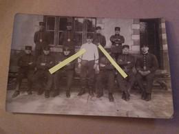1914 Sapeurs Pompiers Paris Génie Poilus Tranchées 1wk Ww1 1914 1918 14-18 - War, Military