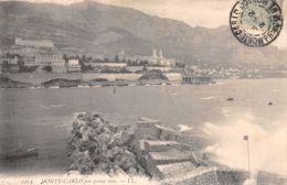 98-MONTE CARLO-N°1080-F/0185 - Monaco