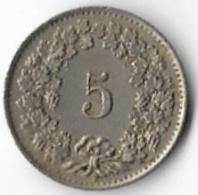Switzerland 1944B 5c [C325/1D] - Switzerland