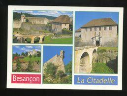 Besancon (25) : La Citadelle, Le Front Royal, La Tour De La Reine, Une échauguette - Besancon