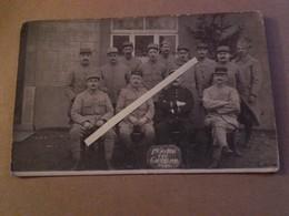 1918 Gouvy Flandres Flandern 1ere Section De Chemin De Fer De Campagne Rail Triage Reconstruction Ww1 1914 1918 14-18 - War, Military