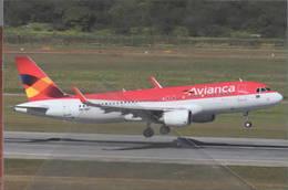 Avianca Airlines Brasil A320-200 PR-ONT At San Paolo - 1946-....: Era Moderna