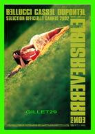 ADVERTISING - PUBLICITÉ - SEUL CONTRE TOUS - 2002 BORD-OUEST PRODUCTIONS - - Publicité