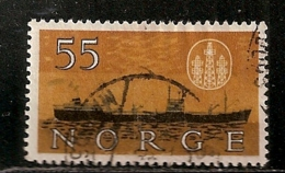 NORVEGE   N°   405  OBLITERE - Norvège