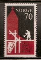 NORVEGE   N°   583  OBLITERE - Norvège